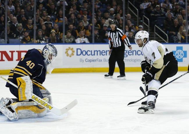 Penguins vs. Sabres - 3/29/16 NHL Pick, Odds, and Prediction