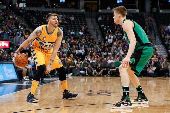 Boston Celtics vs. Denver Nuggets - 11/6/16 NBA Pick, Odds, and Prediction