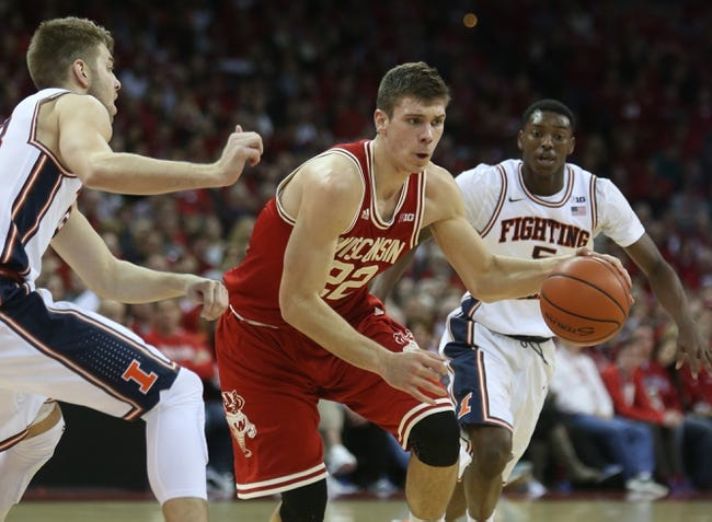 Iowa Hawkeyes vs. Wisconsin Badgers - 2/24/16 College Basketball Pick, Odds, and Prediction