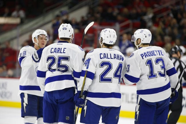 Tampa Bay Lightning vs. Carolina Hurricanes - 3/5/16 NHL Pick, Odds, and Prediction