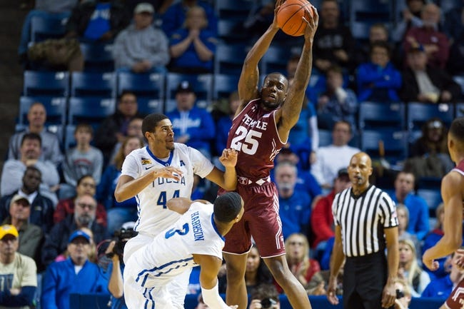 Temple vs. South Florida - 3/11/16 College Basketball Pick, Odds, and Prediction