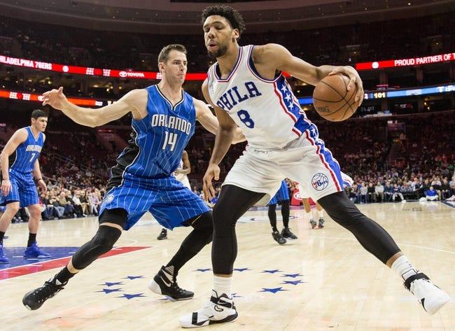 Magic vs. 76ers - 2/28/16 NBA Pick, Odds, and Prediction