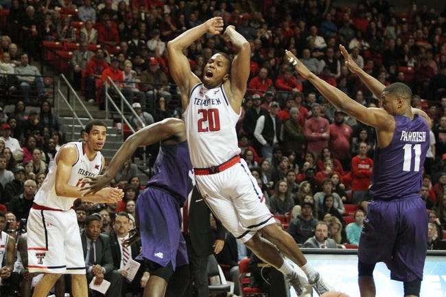 Texas Tech vs. Butler  - 3/17/16 College Basketball NCAA Tournament Pick, Odds, and Prediction