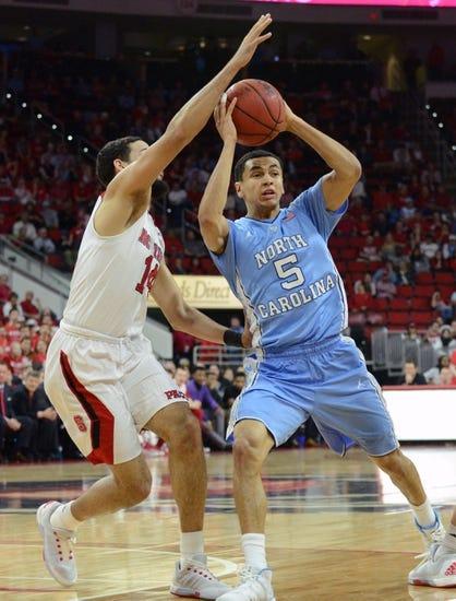 Virginia Cavaliers vs. North Carolina Tar Heels - 2/27/16 College Basketball Pick, Odds, and Prediction