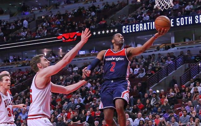 Washington Wizards vs. Chicago Bulls - 3/16/16 NBA Pick, Odds, and Prediction