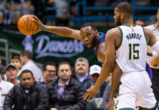 Bucks vs. Hornets - 3/26/16 NBA Pick, Odds, and Prediction