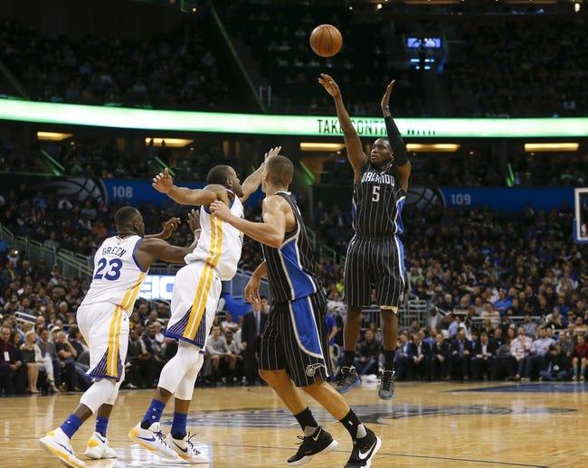 Warriors vs. Magic - 3/7/16 NBA Pick, Odds, and Prediction