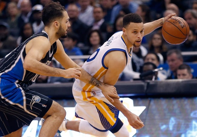 Orlando Magic at Golden State Warriors - 3/7/16 NBA Pick, Odds, and Prediction