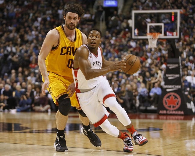 Raptors at Cavaliers Game 1 - 5/17/16 NBA Pick, Odds, and Prediction