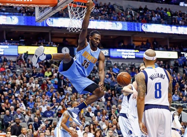 Nuggets vs. Mavericks - 3/6/16 NBA Pick, Odds, and Prediction