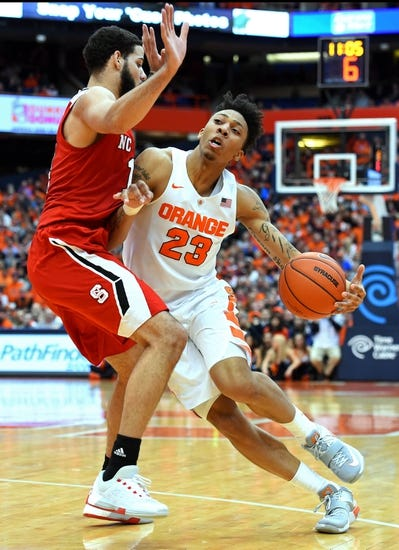 Pittsburgh Panthers vs. Syracuse Orange - 3/9/16 College Basketball Pick, Odds, and Prediction