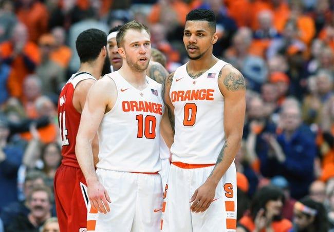 Dayton vs. Syracuse - 3/18/16 NCAA Tournament College Basketball Pick, Odds, and Prediction