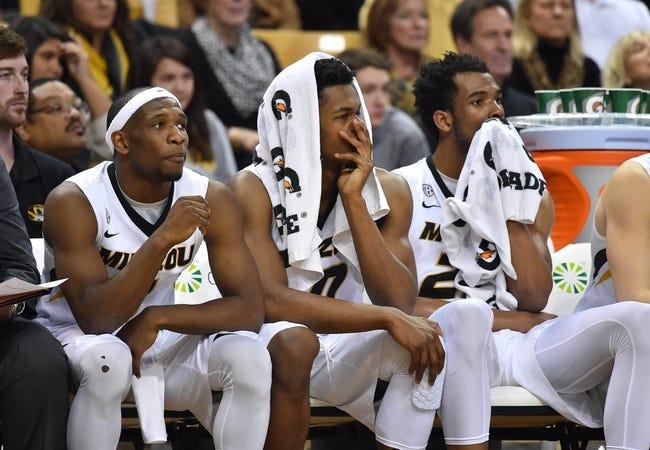 Davidson vs. Missouri - 11/18/16 College Basketball Pick, Odds, and Prediction