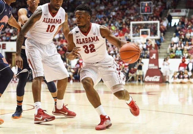 Alabama vs. Arkansas - 3/2/16 College Basketball Pick, Odds, and Prediction