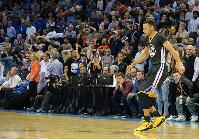 Warriors vs. Thunder - 3/3/16 NBA Pick, Odds, and Prediction