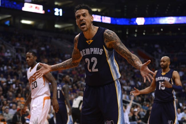 Grizzlies vs. Suns - 3/6/16 NBA Pick, Odds, and Prediction