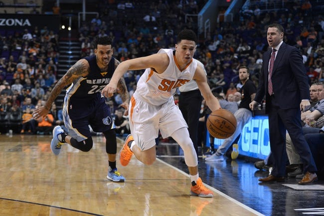 Phoenix Suns at Memphis Grizzlies  - 3/6/16 NBA Pick, Odds, and Prediction