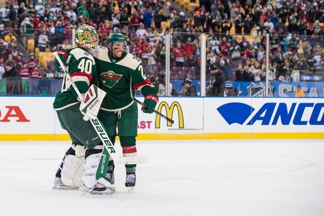 Chicago Blackhawks vs. Minnesota Wild - 3/20/16 NHL Pick, Odds, and Prediction