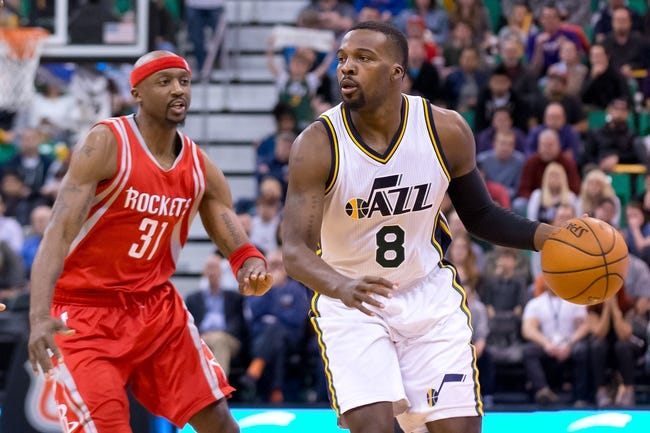 Rockets vs. Jazz - 3/23/16 NBA Pick, Odds, and Prediction
