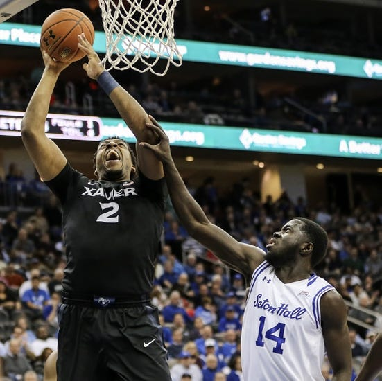 Xavier vs. Seton Hall - 3/11/16 College Basketball Pick, Odds, and Prediction
