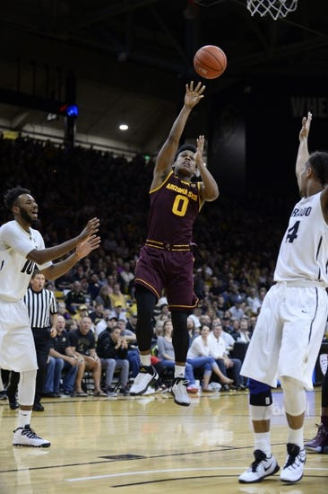 Arizona State Sun Devils vs. Northern Iowa Panthers - 11/17/16 College Basketball Pick, Odds, and Prediction