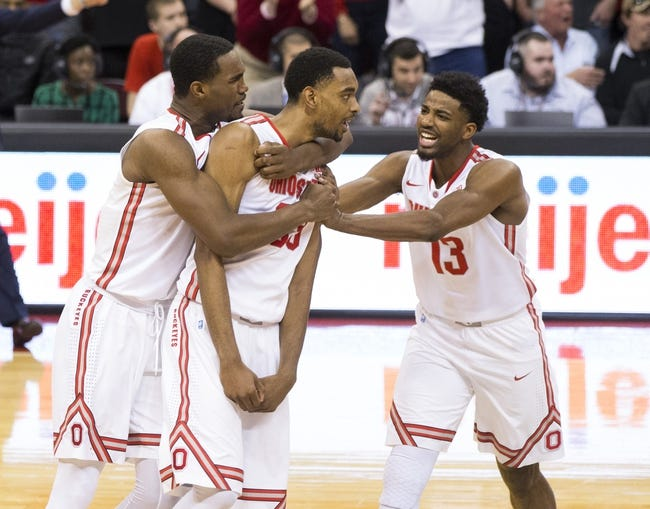 Ohio State vs. Akron - 3/15/16 NIT College Basketball Pick, Odds, and Prediction