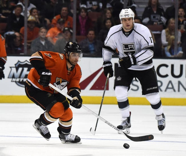 Los Angeles Kings vs. Anaheim Ducks - 3/5/16 NHL Pick, Odds, and Prediction