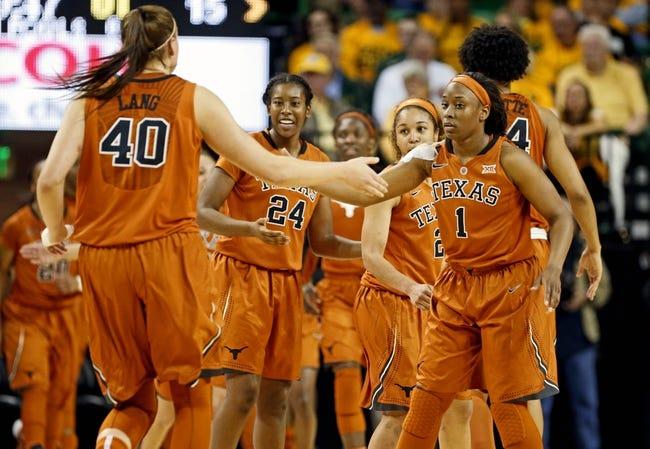 UCLA vs. Texas - 3/26/16 Women's NCAA Tournament Pick, Odds, and Prediction