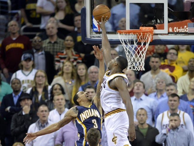 Pacers vs. Cavaliers - 4/6/16 NBA Pick, Odds, and Prediction