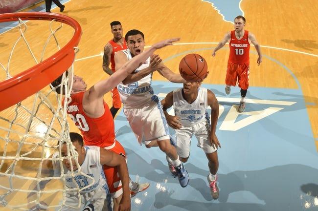 Syracuse vs. North Carolina - 4/2/16 Final Four Pick, Odds, and Prediction
