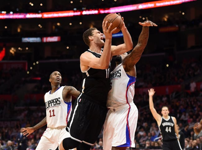 Los Angeles Clippers vs. Brooklyn Nets - 11/14/16 NBA Pick, Odds, and Prediction