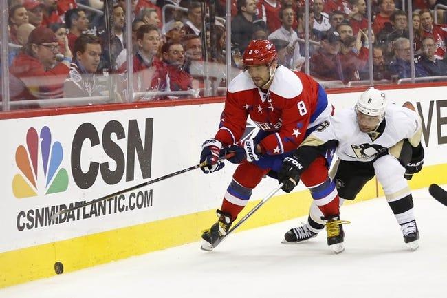 Pittsburgh Penguins vs. Washington Capitals - 3/20/16 NHL Pick, Odds, and Prediction