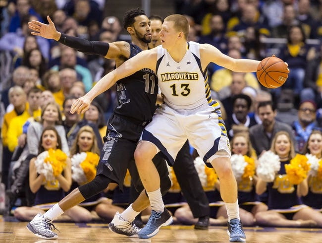 Marquette vs. St. John's - 3/9/16 Big East Tournament Pick, Odds, and Prediction