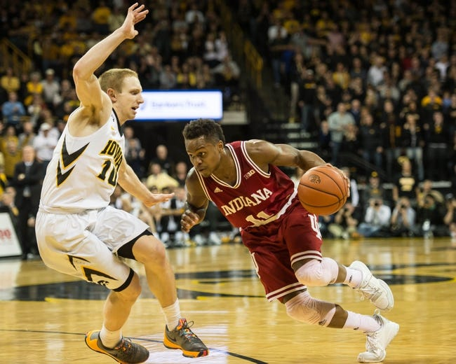Iowa Beats Indiana Hoosiers to End Losing Skid