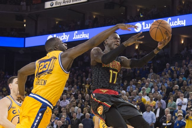 Golden State Warriors vs. Atlanta Hawks - 11/28/16 NBA Pick, Odds, and Prediction
