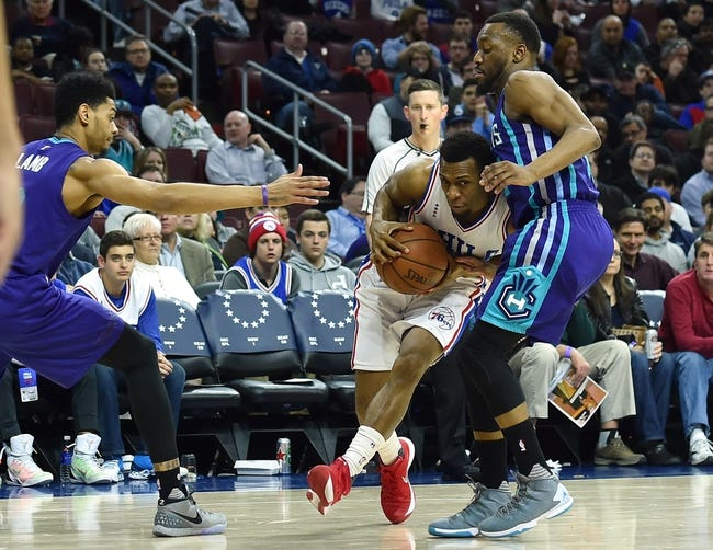76ers vs. Hornets - 3/29/16 NBA Pick, Odds, and Prediction