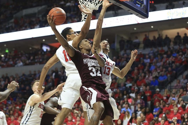 Mississippi State vs. Auburn - 3/5/16 College Basketball Pick, Odds, and Prediction