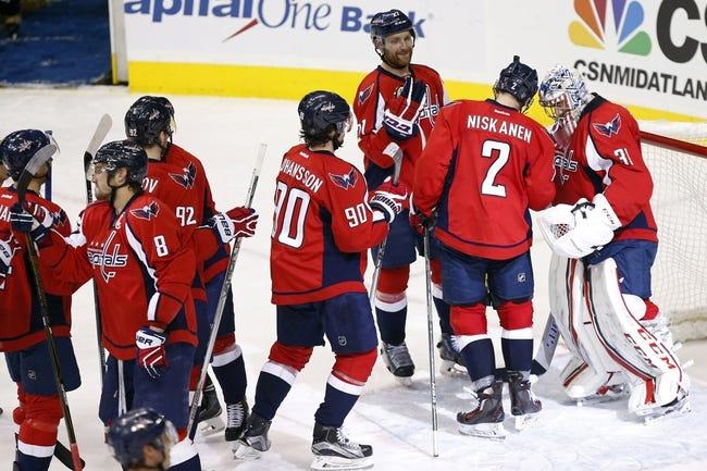 Toronto Maple Leafs vs. Washington Capitals - 11/26/16 NHL Pick, Odds, and Prediction