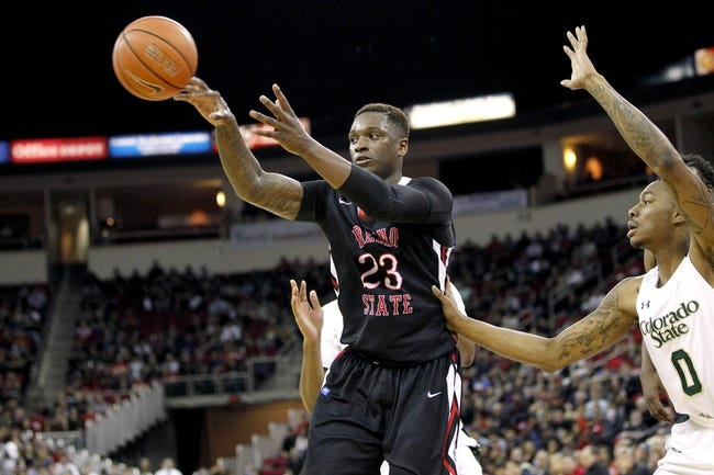 Fresno State vs. UNLV - 3/10/16 College Basketball Pick, Odds, and Prediction