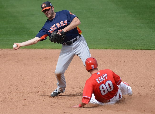 Philadelphia Phillies vs. Houston Astros - 7/24/17 MLB Pick, Odds, and Prediction
