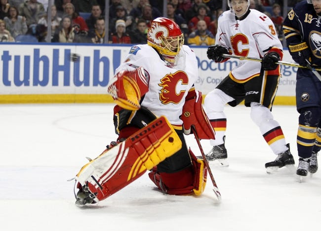 Calgary Flames vs. Buffalo Sabres - 10/18/16 NHL Pick, Odds, and Prediction