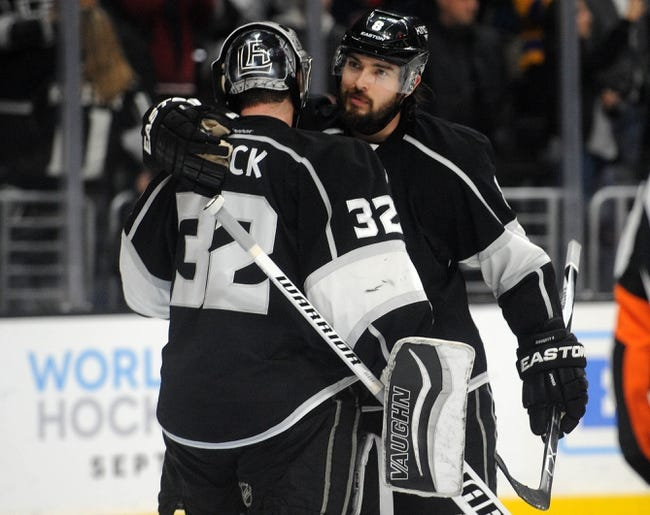 Montreal Canadiens vs. Los Angeles Kings - 11/10/16 NHL Pick, Odds, and Prediction