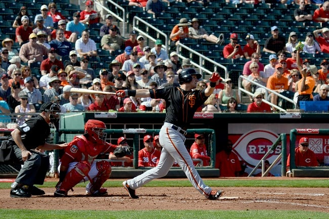 Cincinnati Reds vs. San Francisco Giants - 5/2/16 MLB Pick, Odds, and Prediction