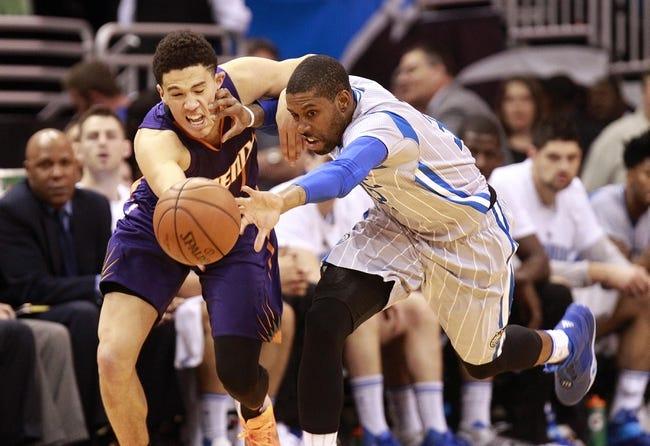 Orlando Magic vs. Phoenix Suns - 11/23/16 NBA Pick, Odds, and Prediction