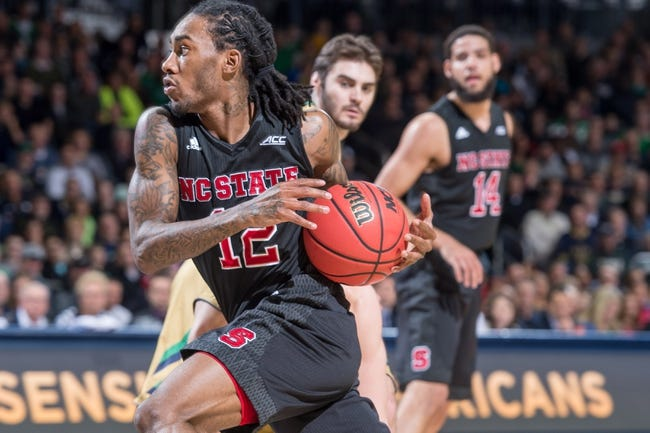 North Carolina State Wolfpack vs. Wake Forest Demon Deacons - 3/8/16 College Basketball Pick, Odds, and Prediction