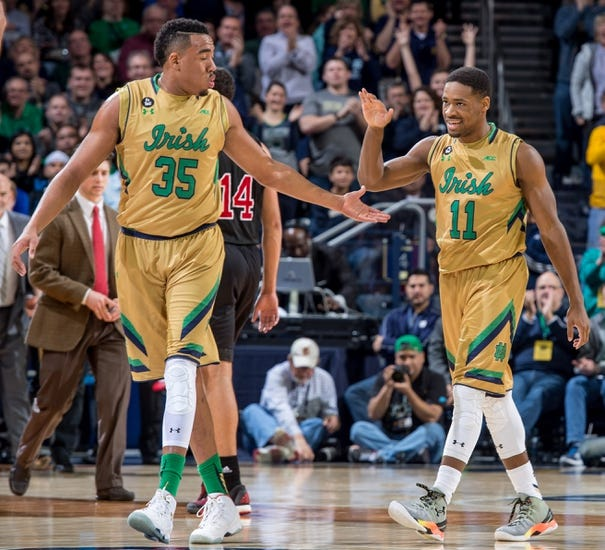 Notre Dame vs. Michigan - 3/18/16 NCAA Tournament Pick, Odds, and Prediction