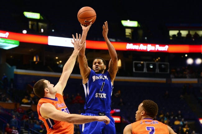 Indiana State vs. Northern Illinois - 11/30/16 College Basketball Pick, Odds, and Prediction