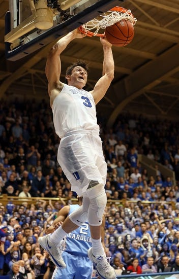 Duke Blue vs. North Carolina State - 3/9/16 College Basketball Pick, Odds, and Prediction