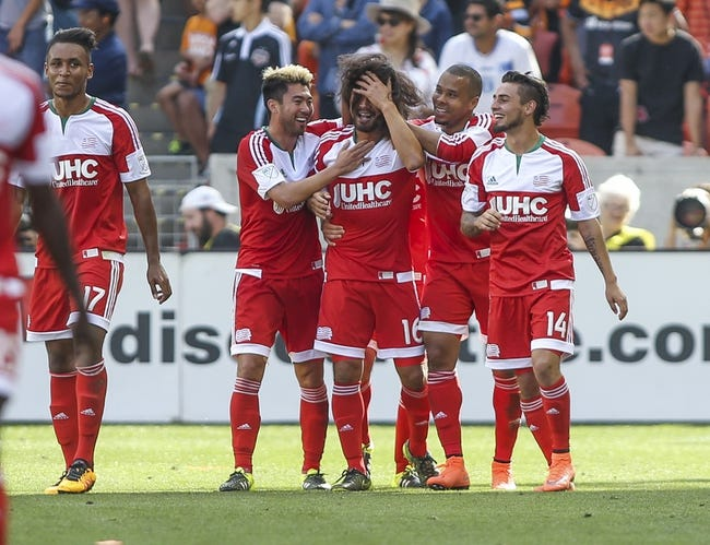 New England Revolution vs. New York Red Bulls MLS Pick, Odds, Prediction - 4/1/16