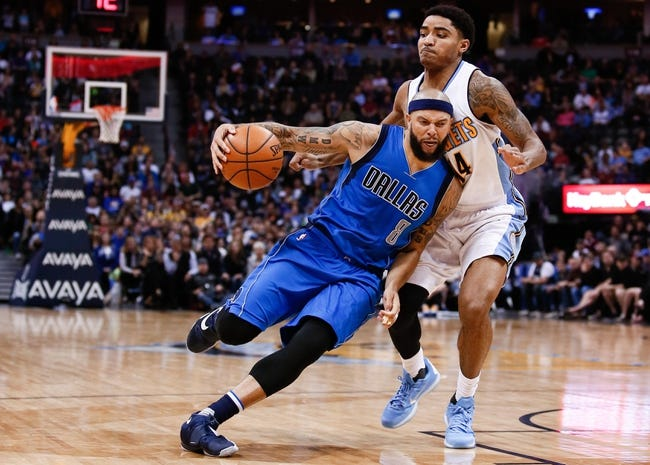 Nuggets vs. Mavericks - 3/28/16 NBA Pick, Odds, and Prediction